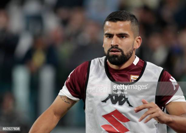 Tomas Rincon during Serie A match between Juventus v Torino in Turin on September 23 2017