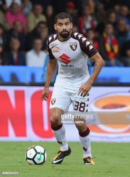 Tomas Rincon of Torino during the Serie A match between Benevento Calcio and Torino FC at Stadio Ciro Vigorito on September 10 2017 in Benevento Italy