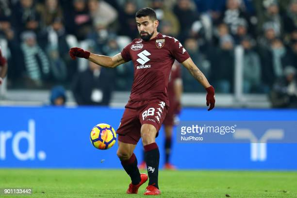 Tomas Rincon of Torino during the TIM Cup match between Juventus and Torino FC at Allianz Stadium on January 3 2018