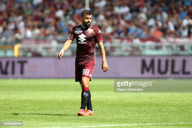 Tomas Rincon of Torino FC during the Serie A football match between Torino Fc and Ssc Napoli.