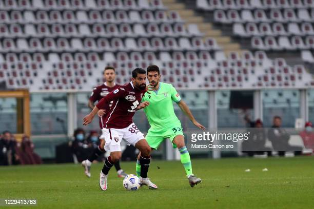 Tomas Rincon of Torino FC in action during the Serie A match between Torino Fc and Ss Lazio. Ss Lazio wins 4-3 over Torino Fc.