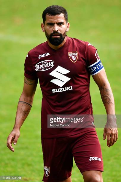 Tomas Rincon of Torino FC looks on during the pre-season friendly football match between Torino FC and SSV Brixen. Torino FC won 5-1 over SSV Brixen.