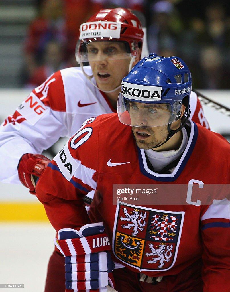 Czech Republic v Denmark: Group D - 2011 IIHF World Championship