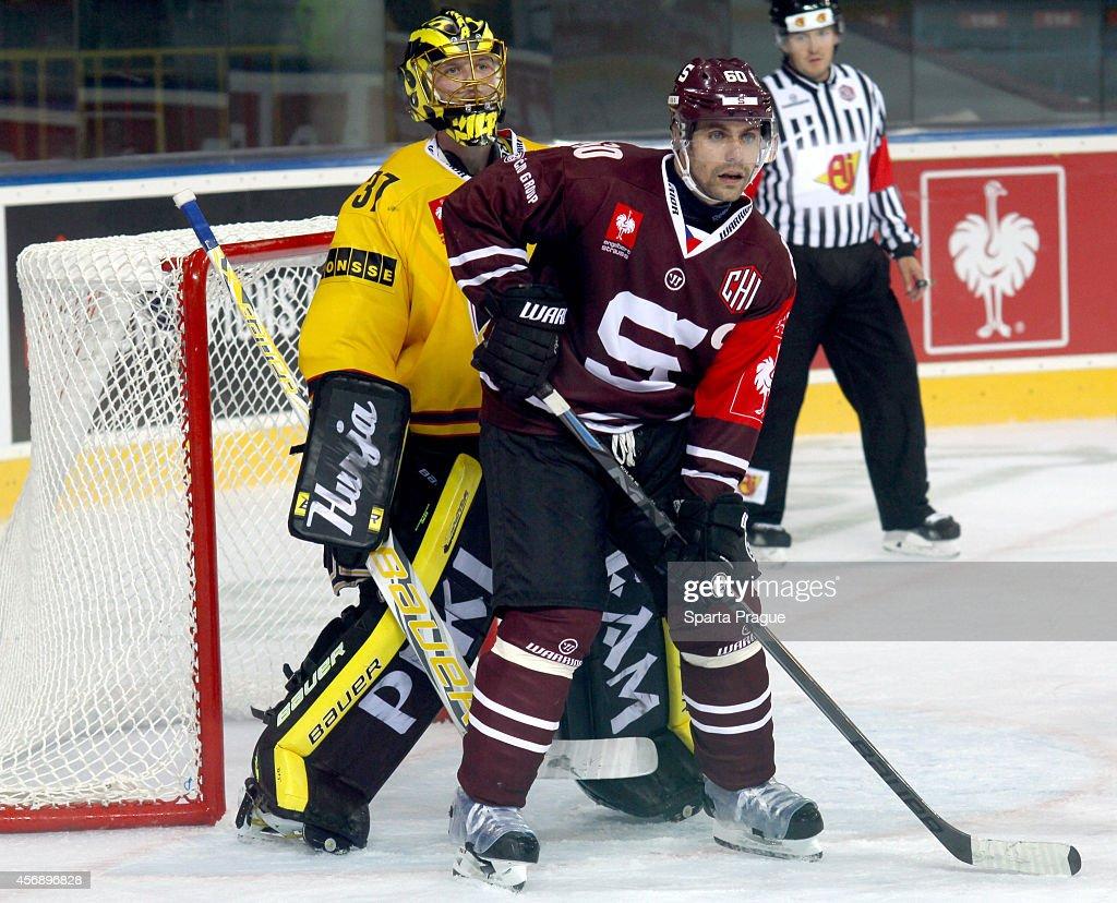 Sparta Prague v KalPa Kuopio - Champions Hockey League