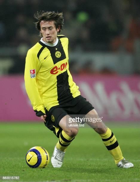 Tomas Rosicky Mittelfelspieler Borussia Dortmund Tschechien in Aktion am Ball