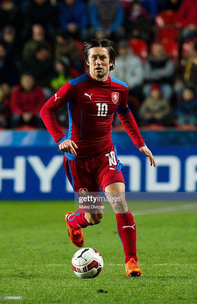 Czech Republic v Norway - International Friendly : News Photo