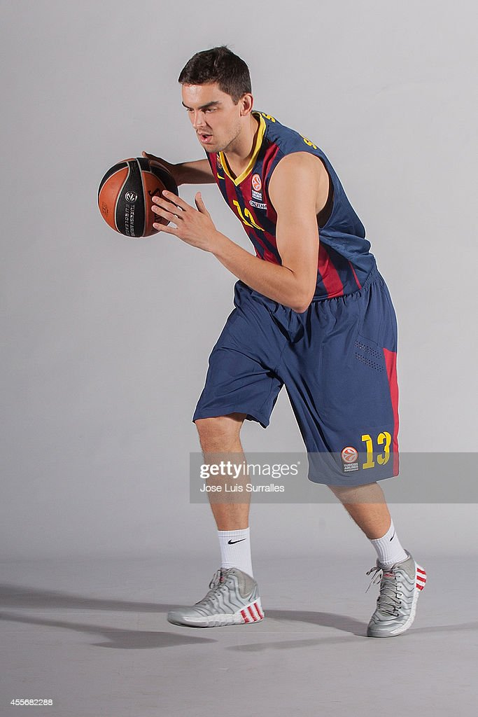 FC Barcelona 2014/2015 Turkish Airlines Euroleague Basketball Media Day