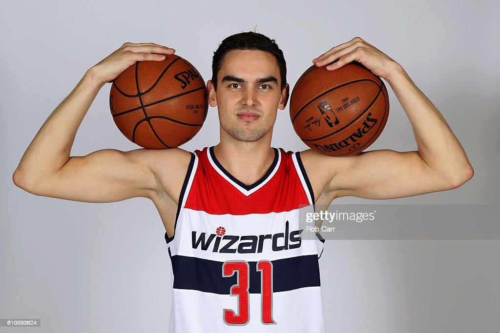Washington Wizards Media Day