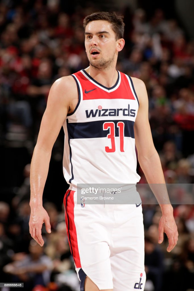 Washington Wizards v Portland Trail Blazers