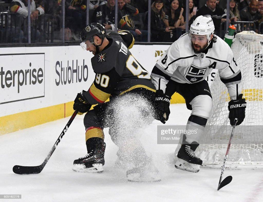 Los Angeles Kings v Vegas Golden Knights : News Photo