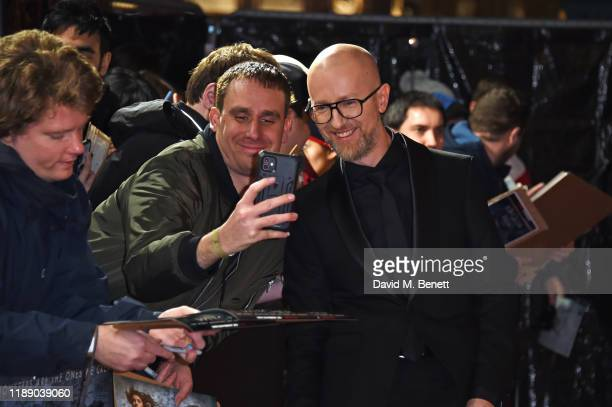 Tomasz Baginski attends the World Premiere of Netflix's The Witcher at Vue West End on December 16 2019 in London England