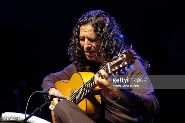 Tomatito, guitar, performs at the North Sea Jazz Festival on July 9th 2005 in the Hague, Netherlands.