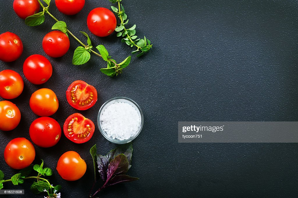 tomato : Stock Photo