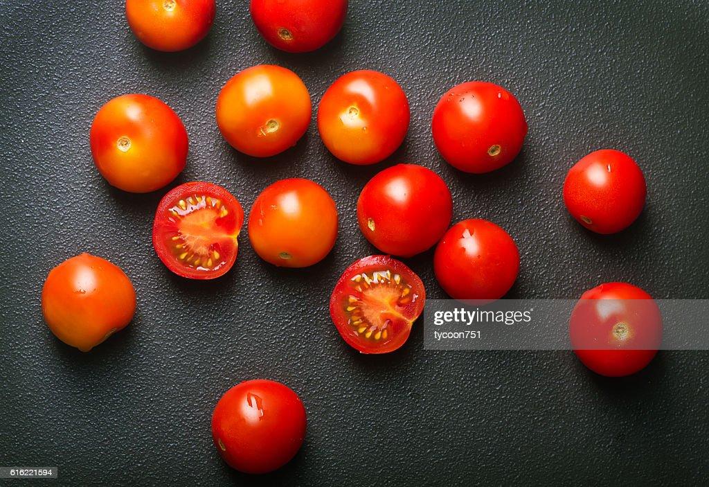 Di pomodoro  : Foto stock
