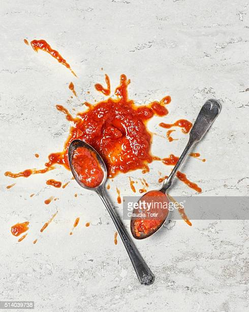 tomato sauce - tomato sauce stock pictures, royalty-free photos & images