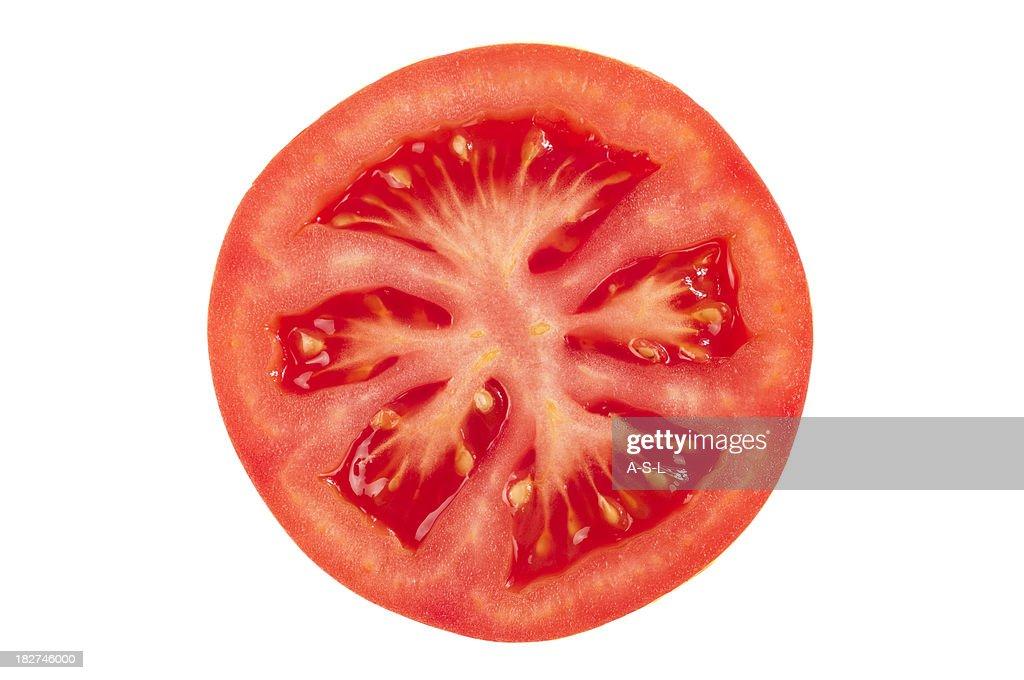 Tomato slice : Stock Photo