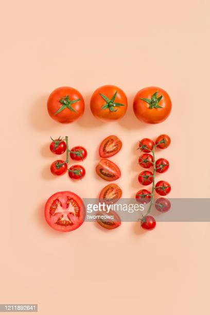 tomato still life image. - tomato stock pictures, royalty-free photos & images