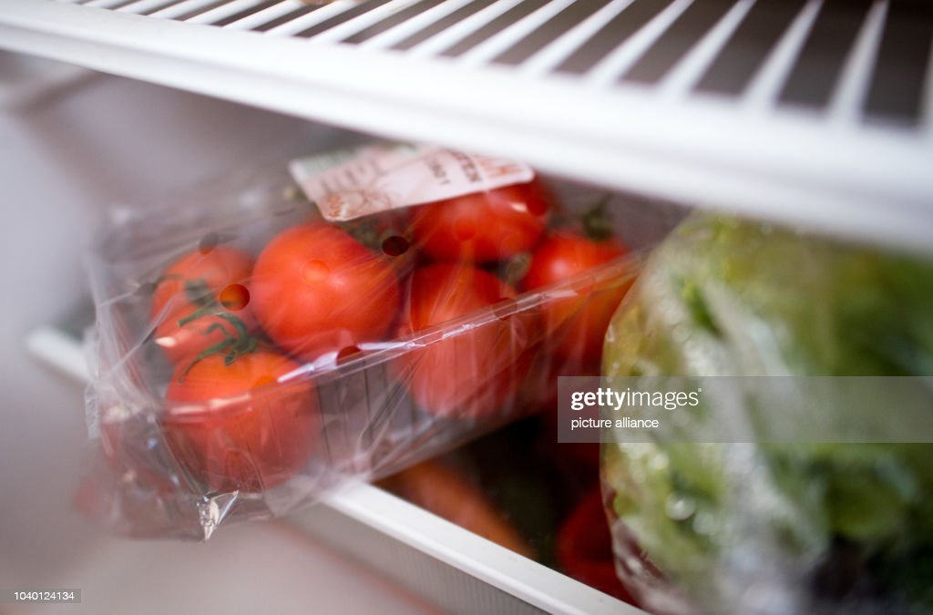 Plastic packaging : News Photo