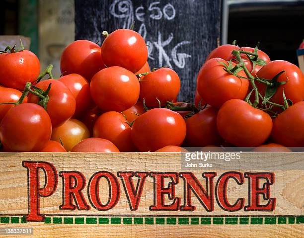 Tomatoes in Provence