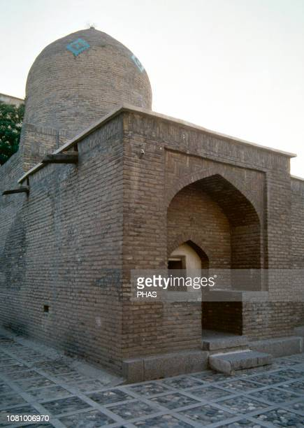 Tomb of Esther and Mardechai Mausoleum According to Stuart Brown the site is more probably the sepulcher of Shushandukht the Jewish consort of the...
