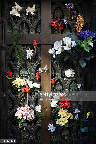 tomb of eva peron, evita museum, palermo, buenos aires, argentina - evita museum stock photos and pictures