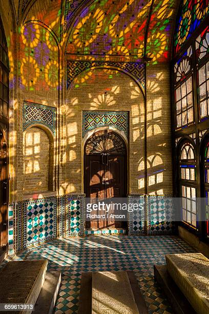 tomb of hafez - shiraz stock pictures, royalty-free photos & images