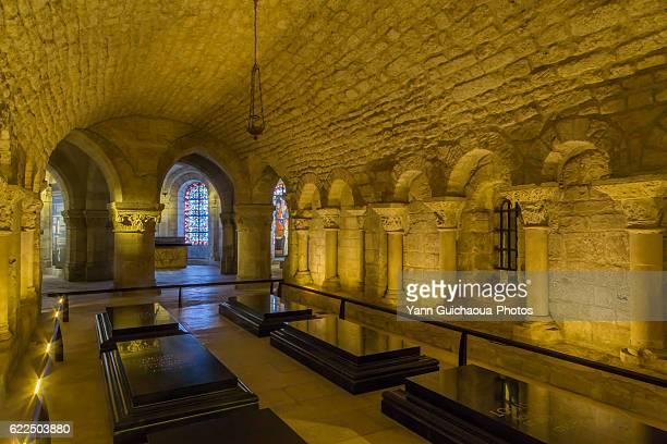 Tomb Of Louis XVI, Basilica Of Saint Denis, Saint Denis, France