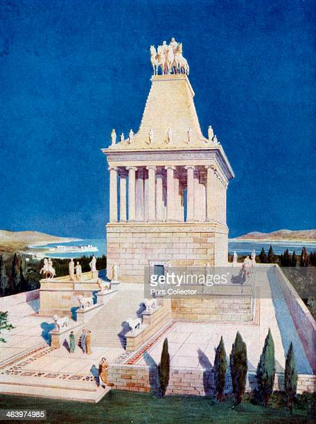 Tomb of Mausolus at Halicarnassus 19331934 Halicarnassus was an ancient Greek city on the southwest coast of Turkey built on the site occupied today...