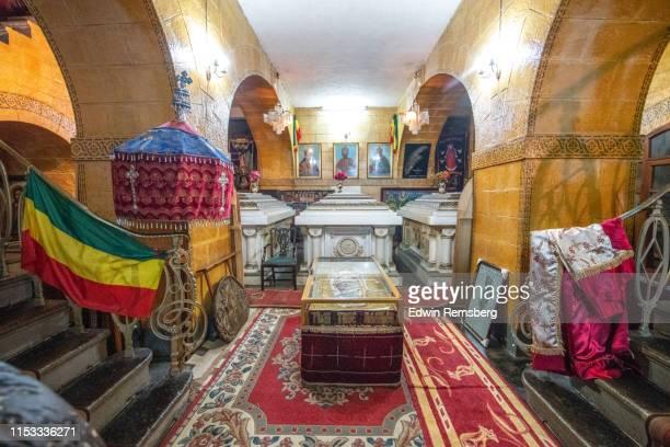 Tomb of Menelik
