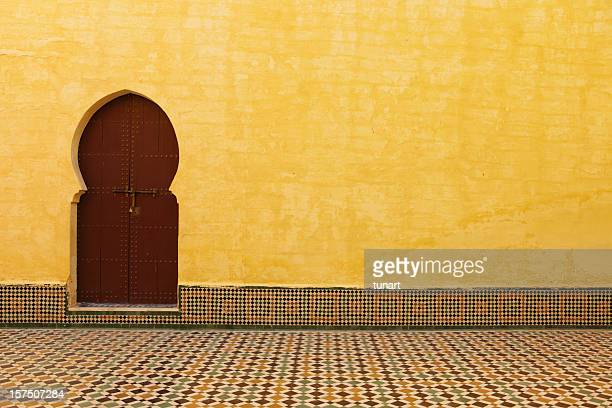 Tomb of Moulay Ismail, Meknes, Morocco