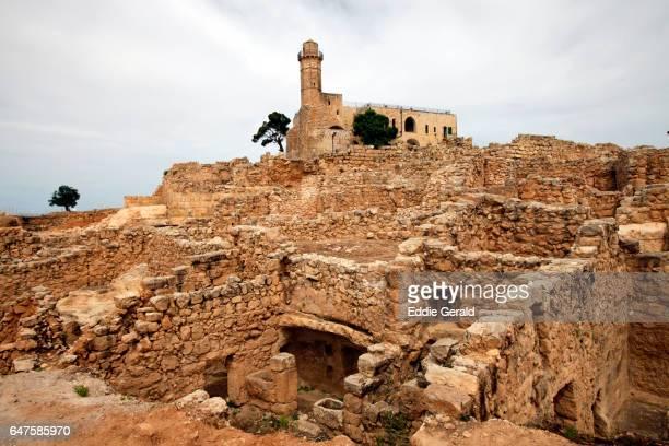 tomb of samuel - jerusalem antiga imagens e fotografias de stock