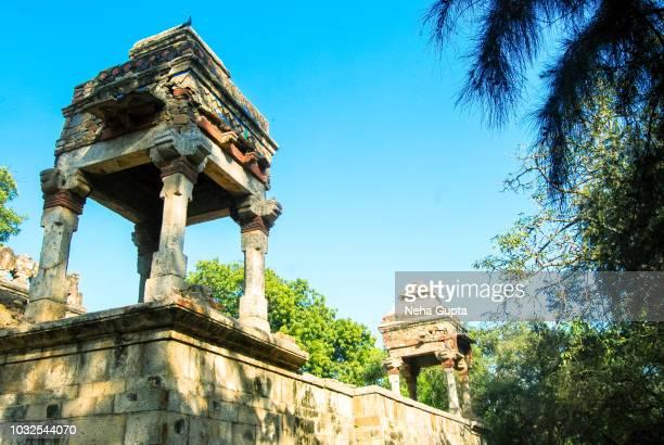 tomb of sikandar lodi, new delhi, india - neha gupta stock pictures, royalty-free photos & images