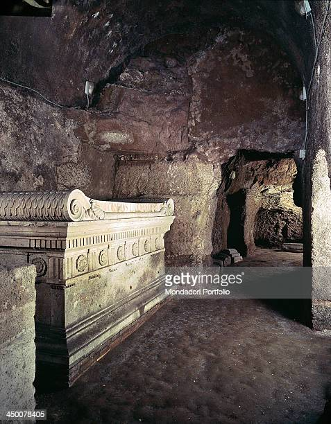 Tomb of the Scipios 3rd Century aD
