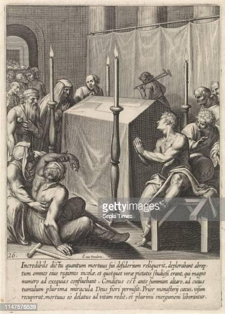Tomb of Thomas Aquinas Egbert van Panderen Otto van Veen 1610