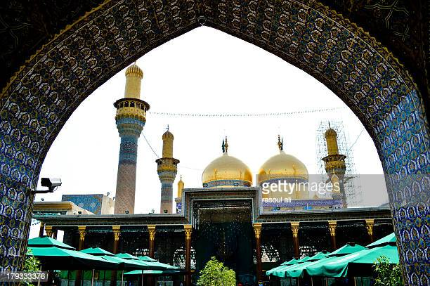 CONTENT] tomb shrine of Imam Musa alKadhim and Muhammad alJawad Kadhimiya Baghdad Iraq Photography Rasoul Ali