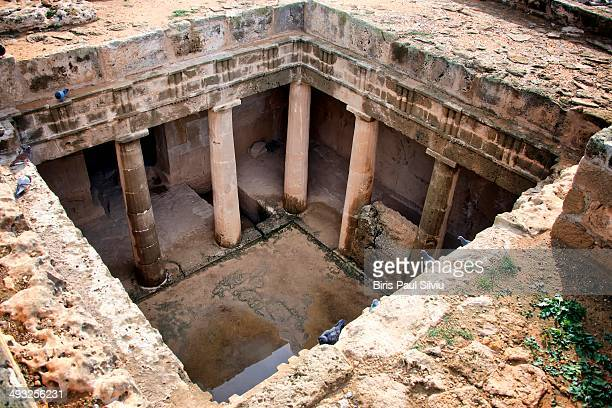 CONTENT] Tombs of the Kings in Paphos Cyprus UNESCO World Heritage Site
