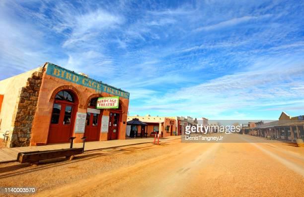 tombstone, arizona - tombstone arizona stock pictures, royalty-free photos & images