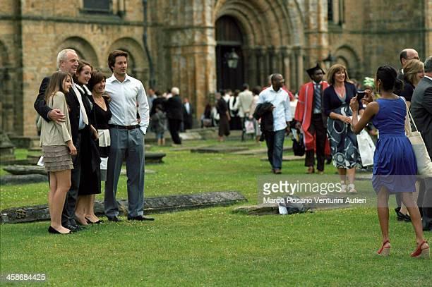 Tombstone graduation celebration