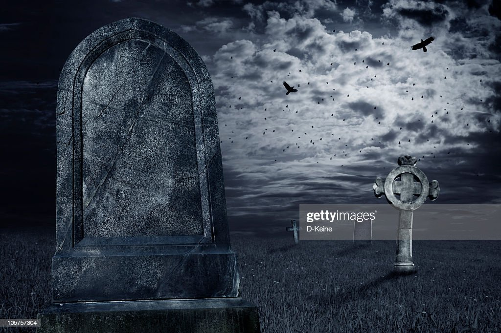 Tombstone : Stockfoto