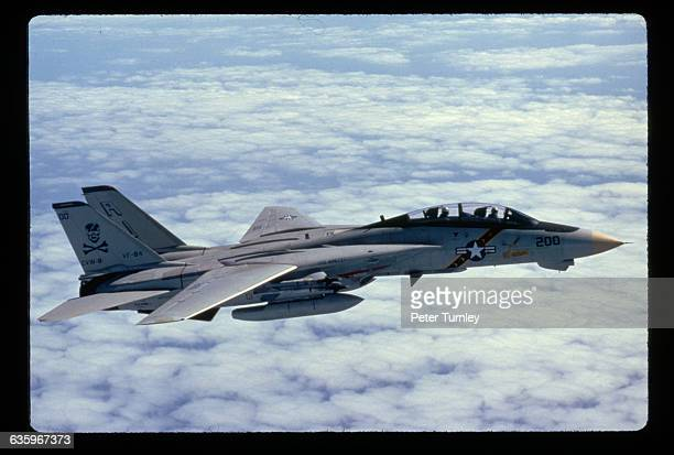 Tomcat 1987US Military 6th Fleet in Meditteranean