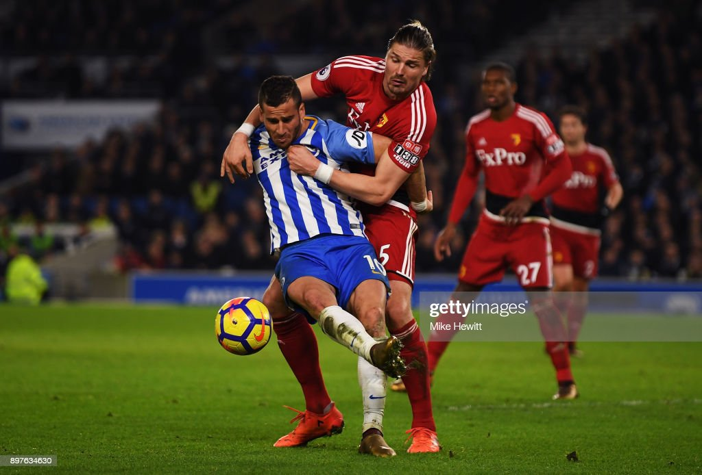 Brighton and Hove Albion v Watford - Premier League
