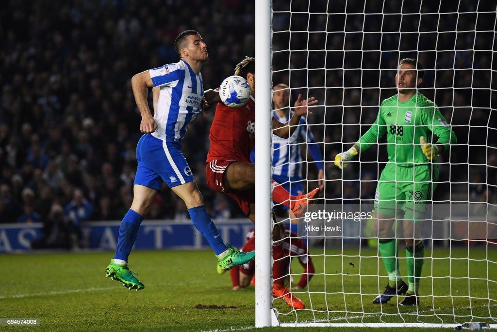 Brighton & Hove Albion v Birmingham City - Sky Bet Championship