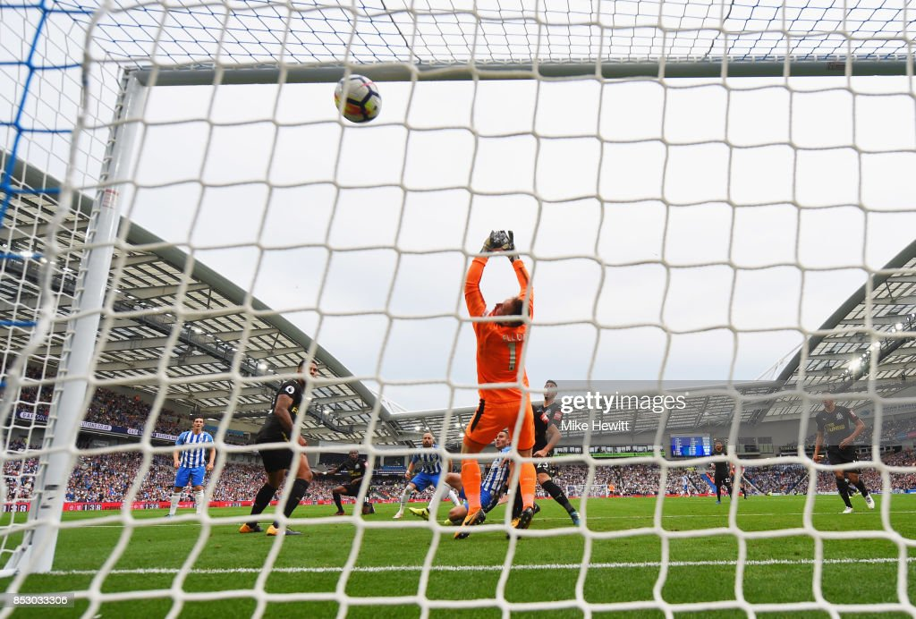 Brighton and Hove Albion v Newcastle United - Premier League