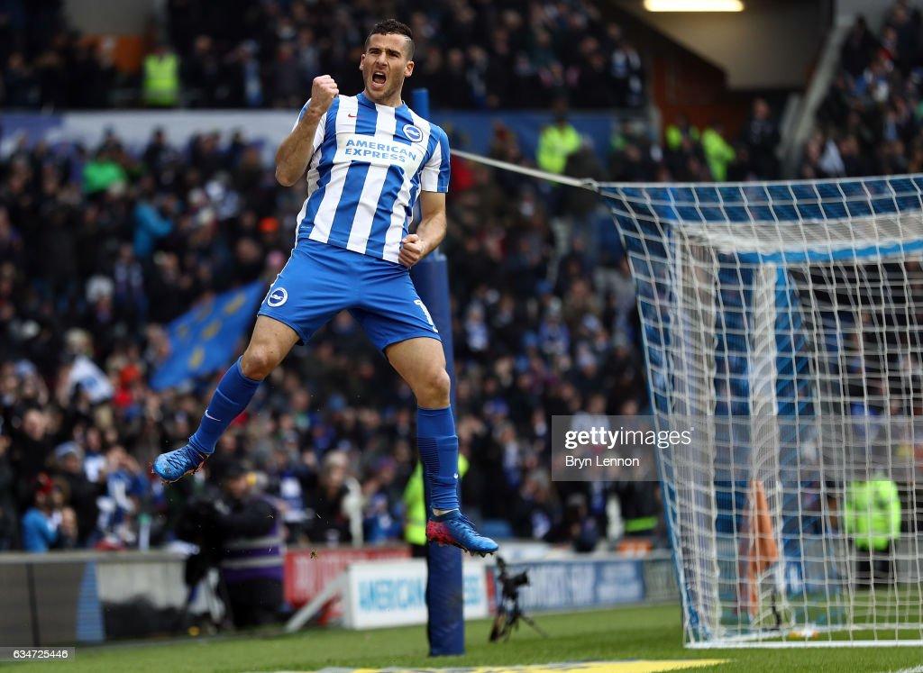 Brighton & Hove Albion v Burton Albion - Sky Bet Championship