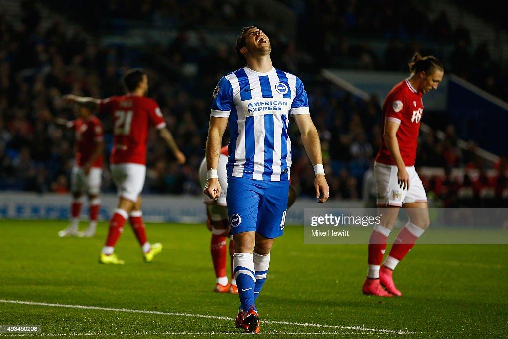 Brighton & Hove Albion v Bristol City - Sky Bet Championship