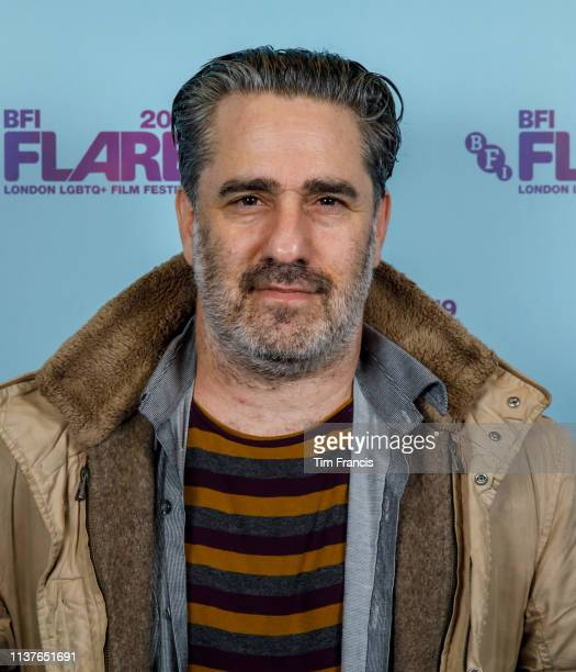Tomer Heymann attends the 'Jonathan Agassi Saved My Life' UK premiere during 33rd BFI FLARE Film Festival at BFI Southbank on March 22 2019 in London...