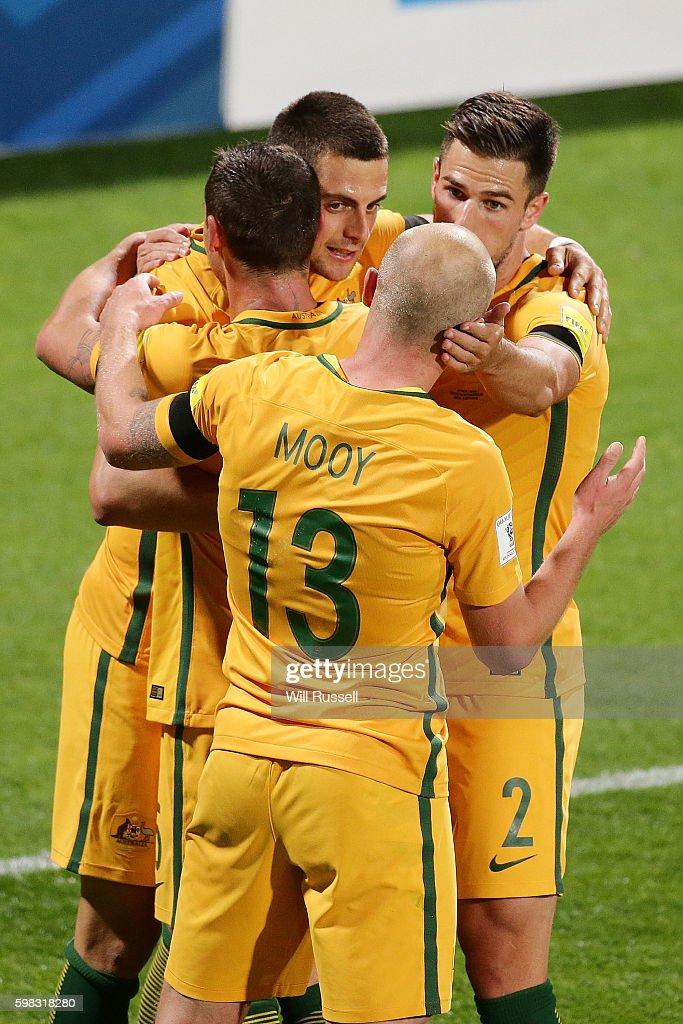 Australia v Iraq - 2018 FIFA World Cup Qualifier