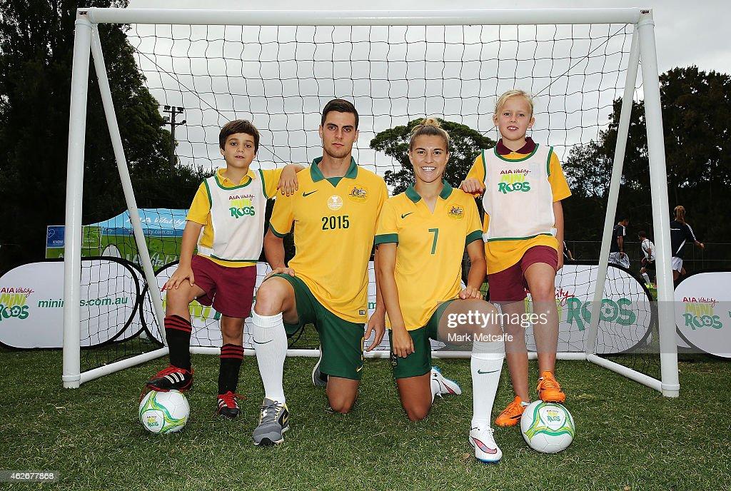 MiniRoos Kids Football Launch
