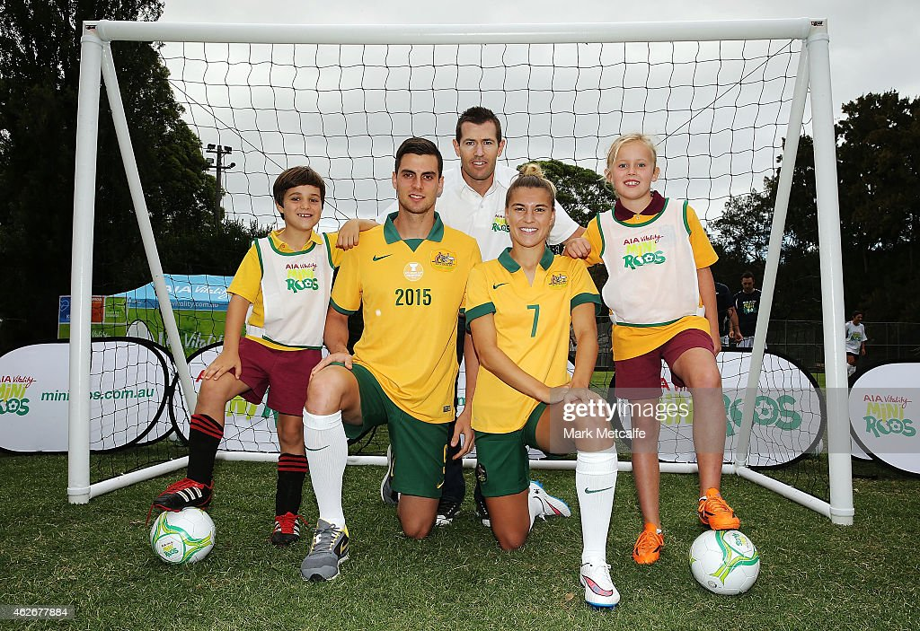 MiniRoos Kids Football Launch