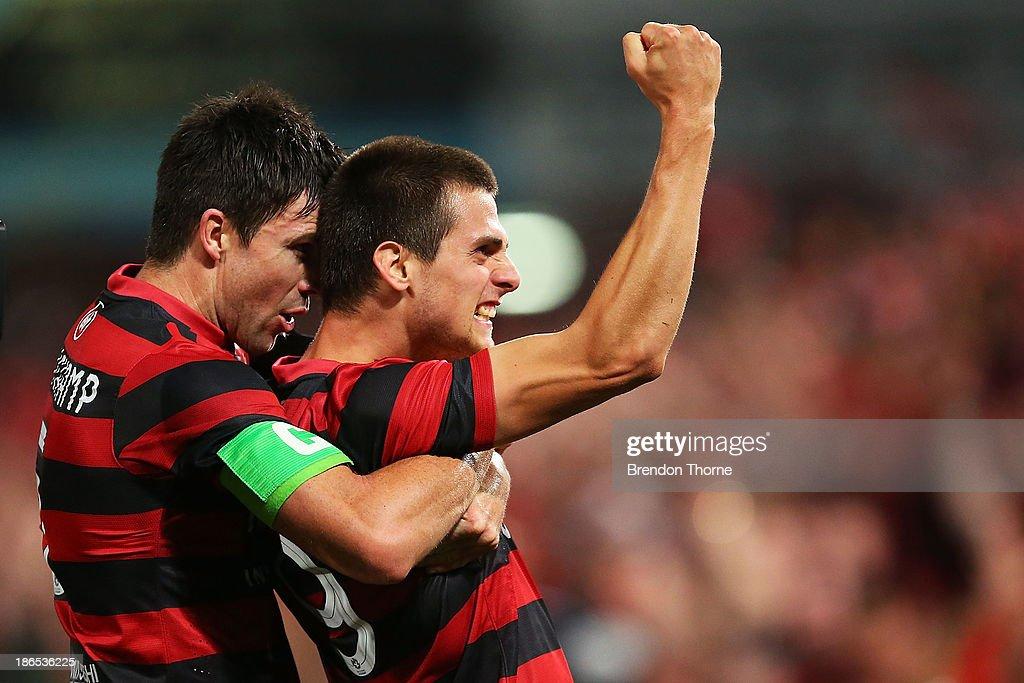 A-League Rd 4 - Western Sydney Wanderers v Adelaide United